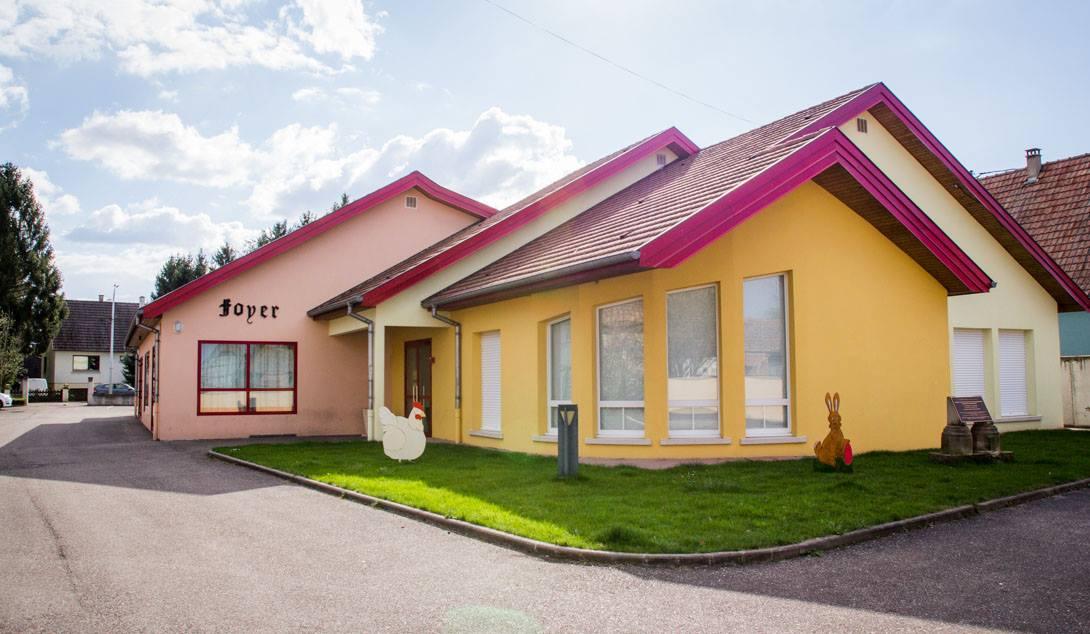 Foyer Grussenheim